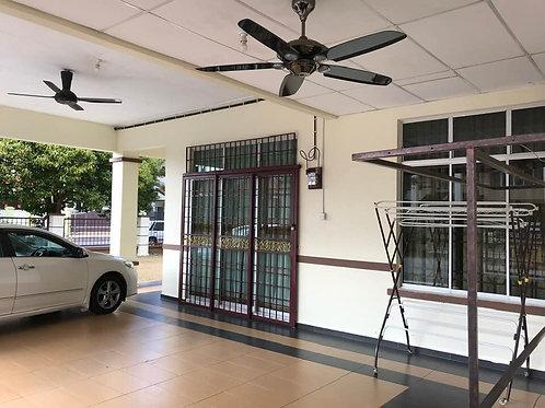 FREEHOLD Corner Lot 1 Storey Terrace Taman Seri Bayan