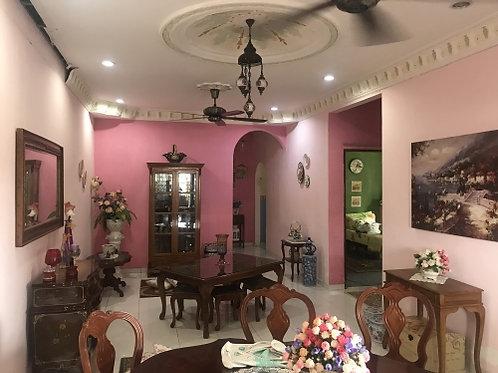 (Fully Reno)Single Storey Semi D Taman Malim Jaya