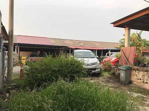 Teres Setingkat (Kos Rendah) Taman Bukit Larang Indah Melaka