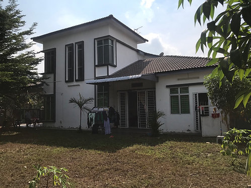 Corner Lot Semi Detached (Tanah Luas) Taman Bukit Rambai