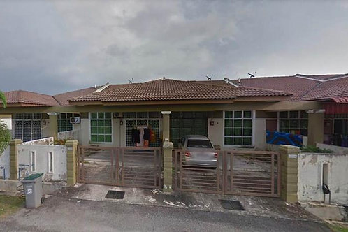 Teres Setingkat 4 Bilik Taman Bukit Rambai
