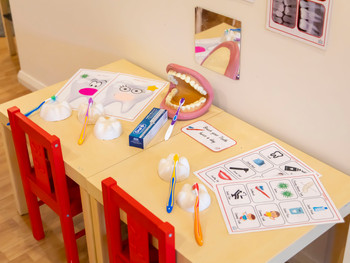 DENTAL HEALTH IN YOUNG CHILDREN
