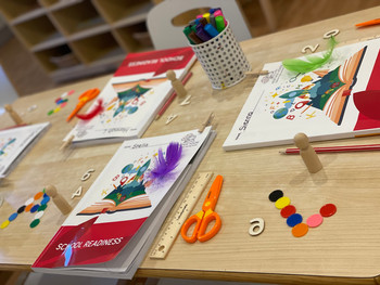 WHAT DOES SCHOOL READINESS REALLY MEAN?