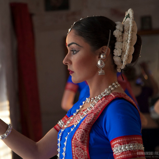 Odissi Dancer, Pushkar India