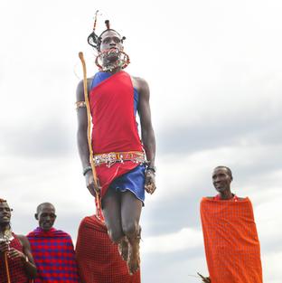 Masai Kenya Africa