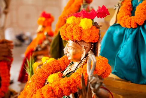 Puja to Devi