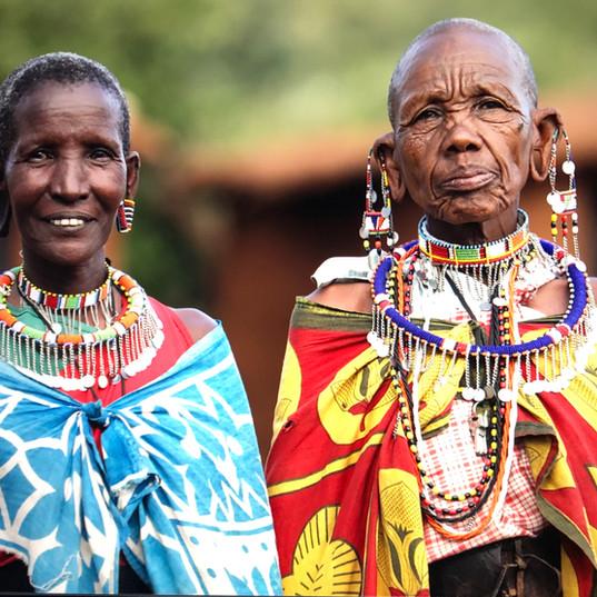 Masai Tribe Africa