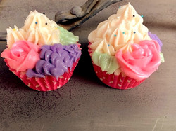 CUP CAKE SOAPS