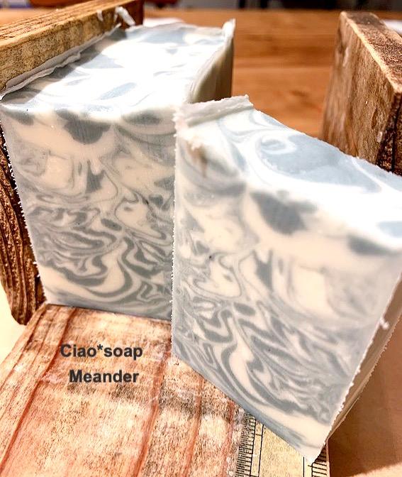Meander soap