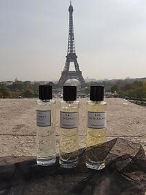 Les parfums Gemology
