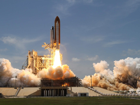 3-2-1, Liftoff! We Launched A Blog For Shooters!