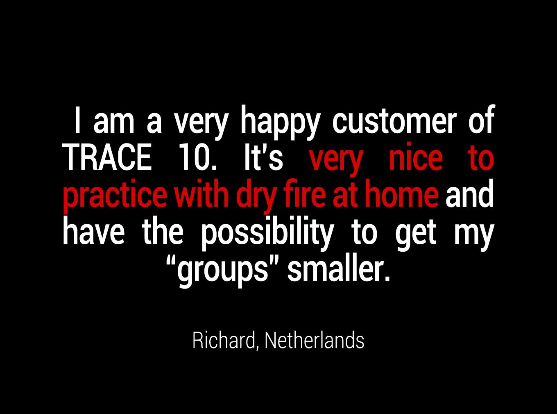 I am very happy customer of TRACE...