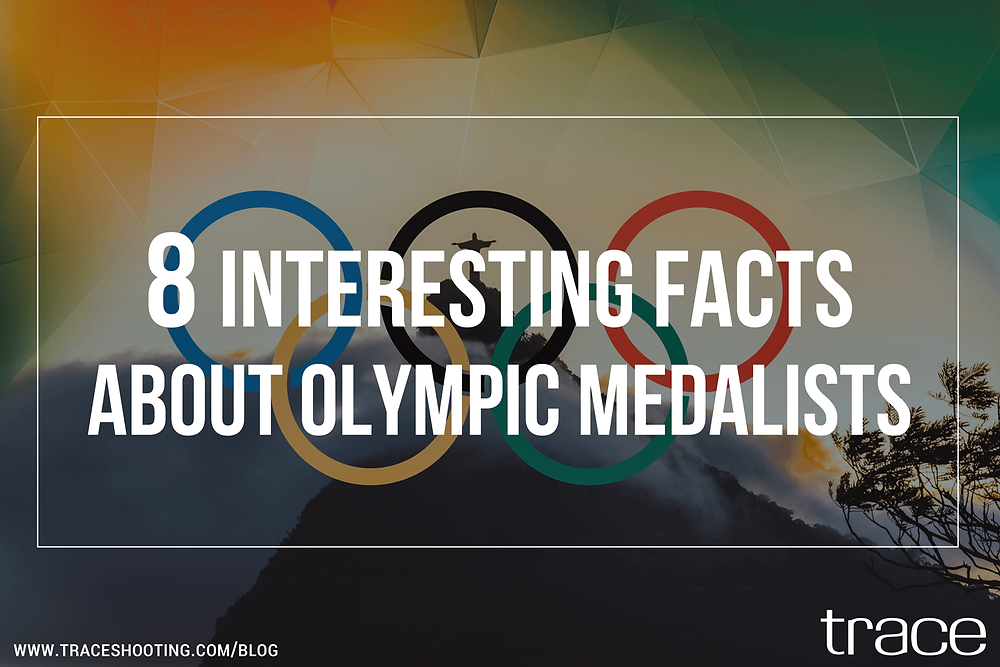 8 Interesting Facts About Olympic Medalists | TRACE Blog