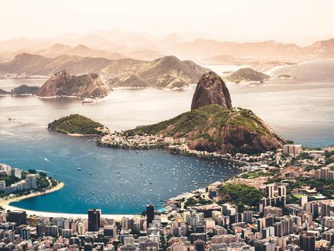 Back From Rio de Janeiro!