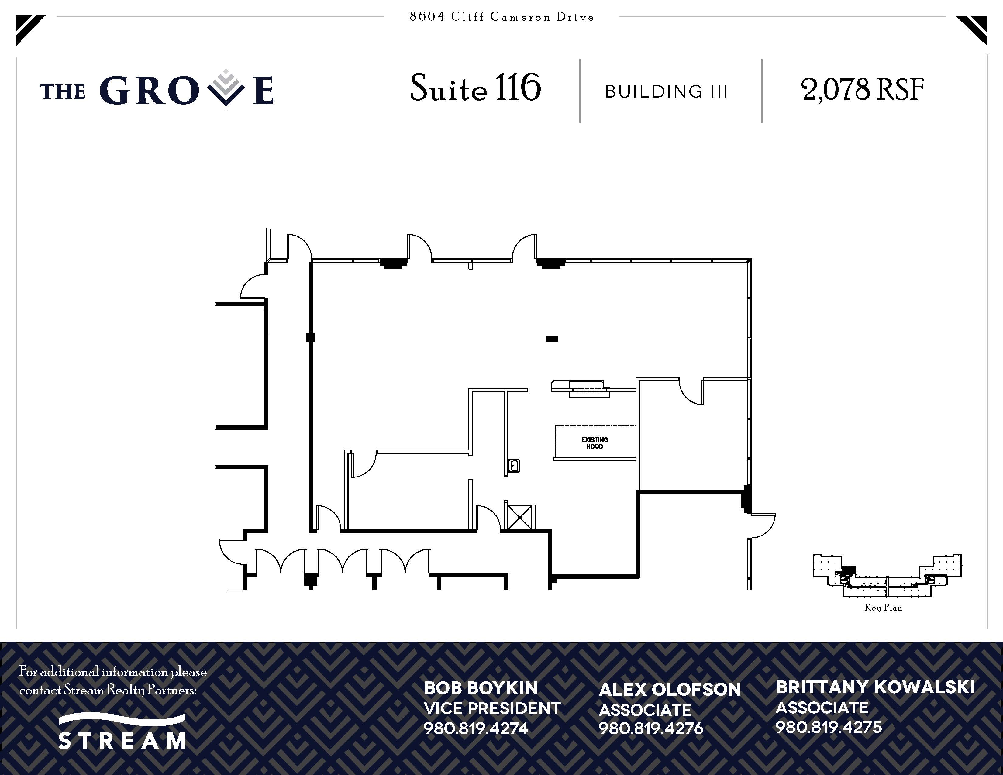 The Grove III [8604] -- Suite 116 -- 2,0
