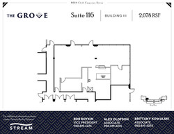 The Grove III [8604] -- Suite 116 -- 2,0