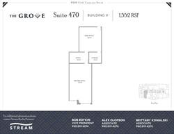 The Grove V [8520] -- Suite 470-- 1,552