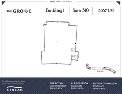 The Grove -- Building 1 -- 5,357 RSF --
