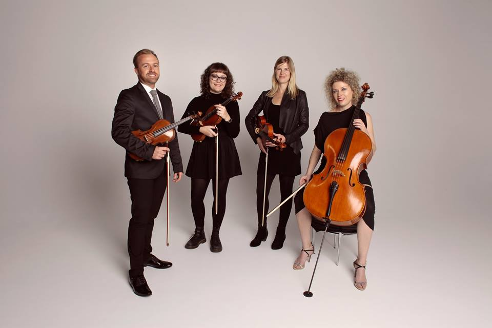 Collusion Music String Quartet
