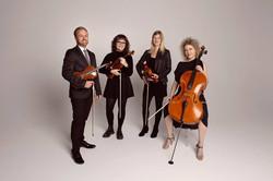 Collusion Music String Quartet