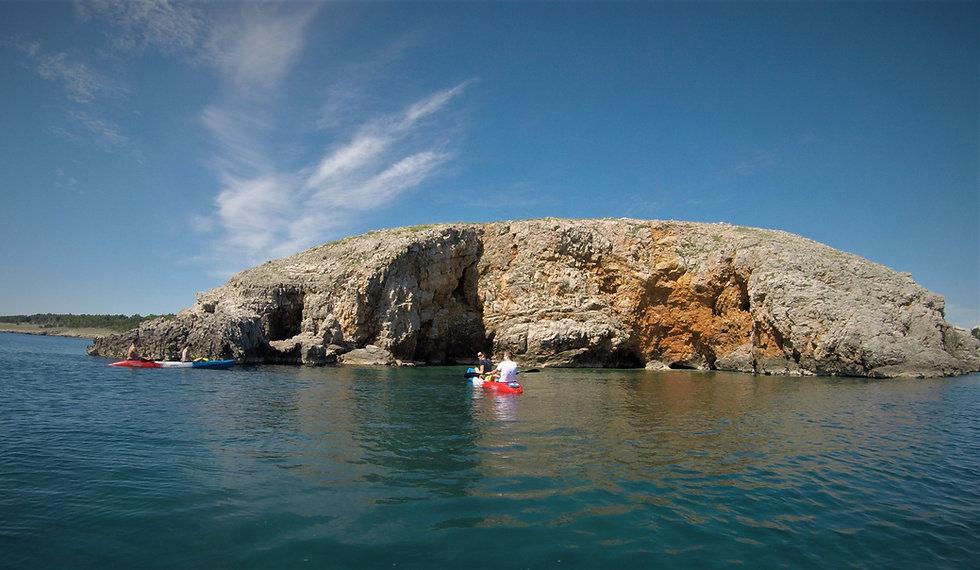 Kayak tour krk