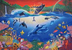 Under water world 1