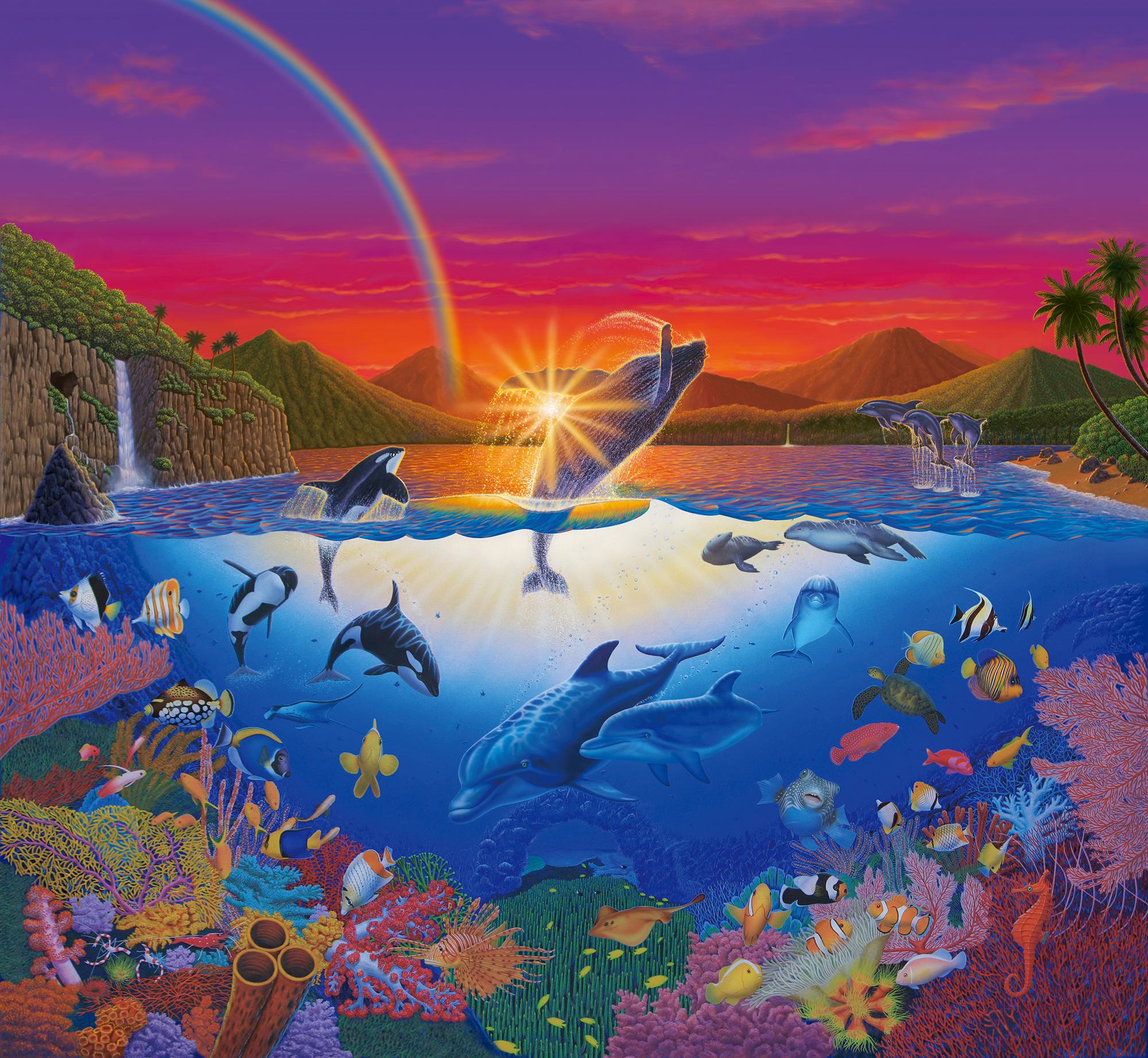 Under water world 2