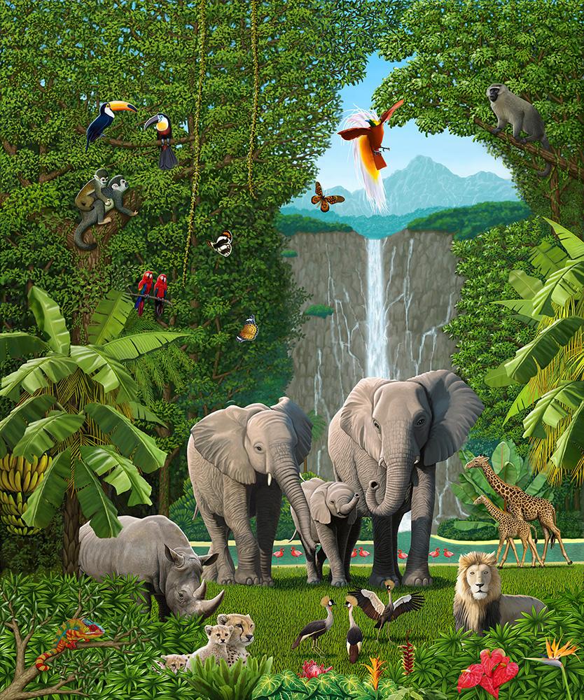 Utopia of animals