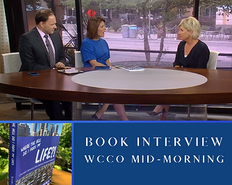 Aug 12 Book interview WCCO Mid-morning (