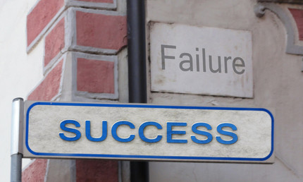 The Well-Timed Gift of Failure