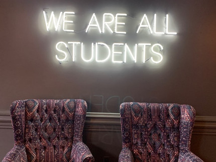 We Are ALL Students