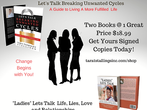 2 Books @1 Great Prices