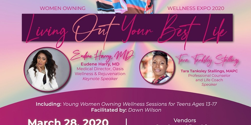 WOW  Women Owning Wellness 3rd Annual Event