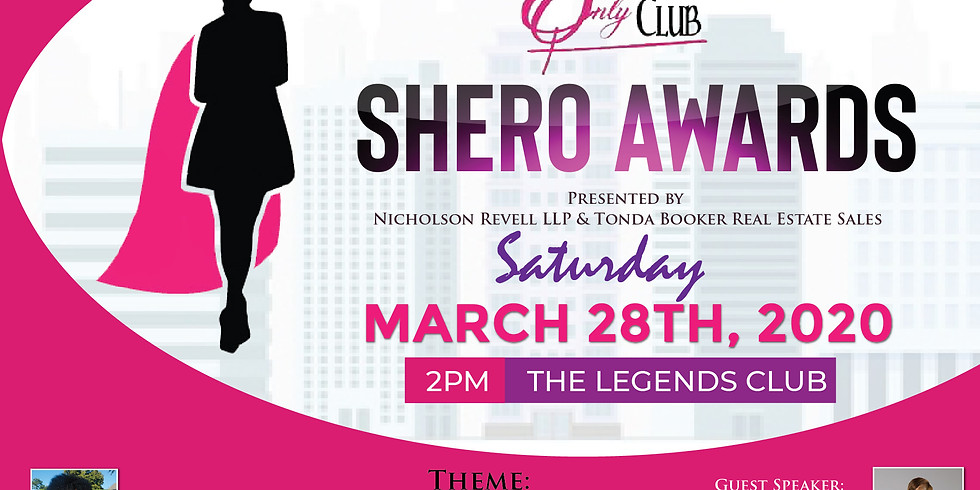 SIsta Only Shero Awards 14th Annual