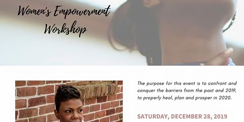 SEEing Clearer For Your Vision 20/20 Women Empowerment Workshop