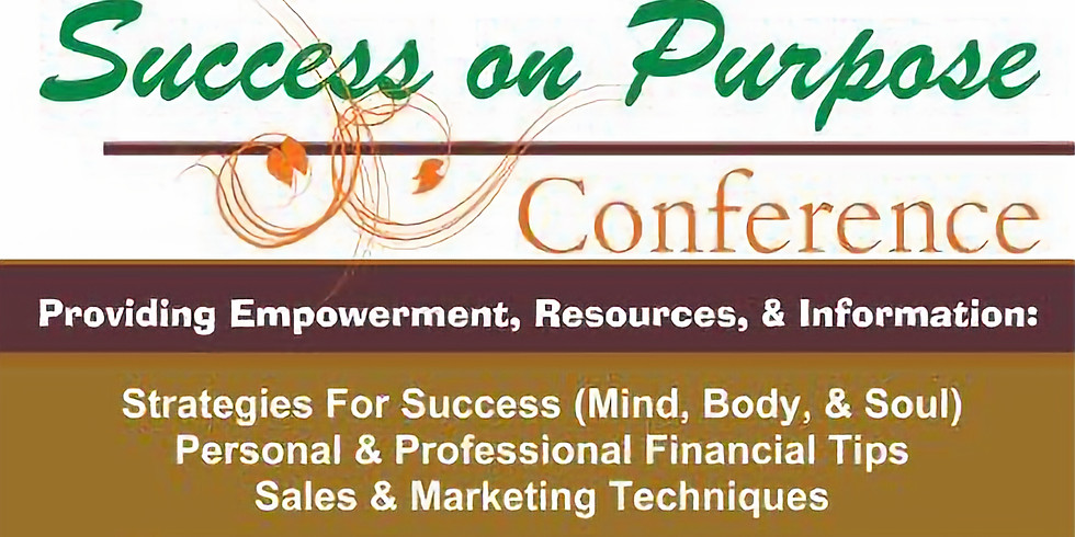 Success on Purpose Conference