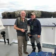 Legend Rod Morris & me