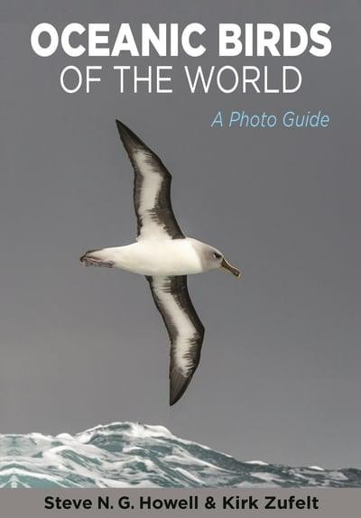 Oceanic Birds of the World book, gifted to me for supplying a Southern Brown Skua image