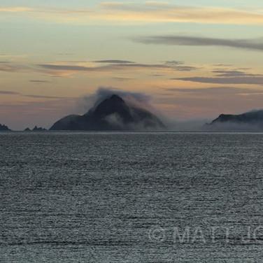 Whenua Hou (Codfish Island) Sunrise