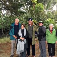 The Australian Governor General - Ulva Island Charitable Trust meet Sir Peter Cosgrove & Lady Cosgrove