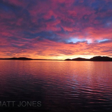 Rakiura Sunrise