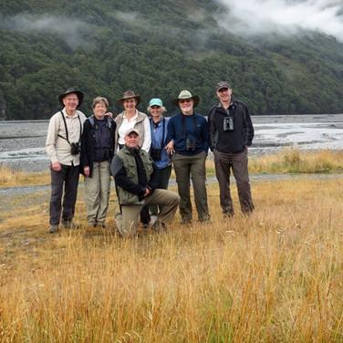 Wrybill NZ Tour 2015