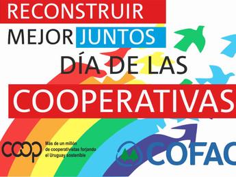 DÍA INTERNACIONAL DE LAS COOPERATIVAS 2021