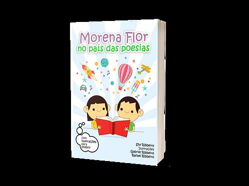Morena Flor no país das poesias - Shirley Ribeiro