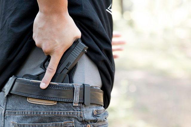 Missouri / Kansas Conceal Carry License