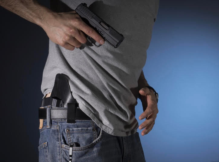 Conceal Carry Concepts 1,2, & 3: