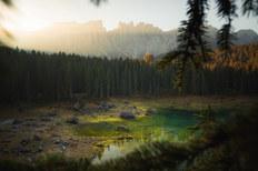 Hello Dolomites
