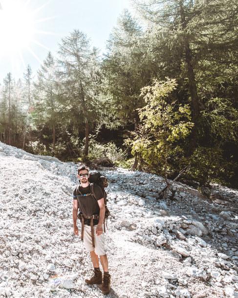 Reaching summits