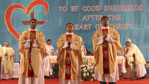 THREE PRIESTS ORDAINED TO THE AOB