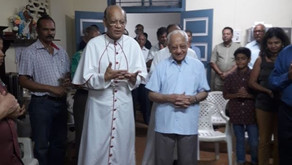 CARDINAL HONORS PIONEER OF CATHOLIC EDUCATION IN INDIA